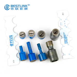 Bestlink Diamond Grinding Pin for Tophammer Button Bits Sharpening