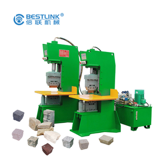 Bestlink Stone Guillotine Machine for Making Wall Stones