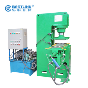 Bestlink Factory Hydraulic Pressing Stone Cycler Stone Waste Recycling Machine (40 dies)
