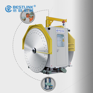 Quarry Cutting Machine for Granite and Marble Block