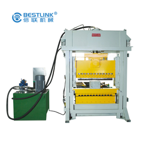 Bestlink Factory CE Certificate Bridge Type Stone and Concrete Block Splitting Machine