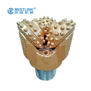 Geological Mining Exploration Rotary Drilling Tricone Bit