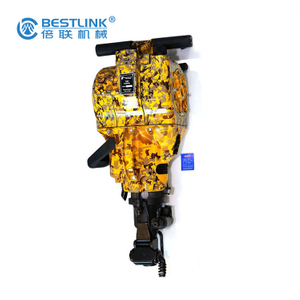 Bestlink Pionjar 120 Jack Hammer Internal Combustion Rock Drill for Stone Break