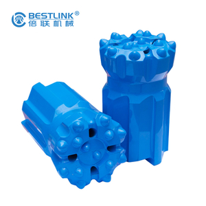 ​Bestlink Retrac Skirt Tungsten Carbide Threaded Button Bit Drilling