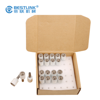 2021 Bestlink Button Bit Grinder Grinding Cup Rock Drilling Tool Diamond button sharp