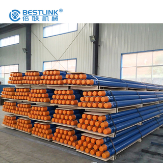 73mm, 89mm, 102mm, 114mm, 127mm Water Well Drilling Machine Parts DTH Drill Pipe