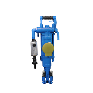 YT27 Pneumatic Air Leg Rock Drill Machines for Road and Mine Drilling