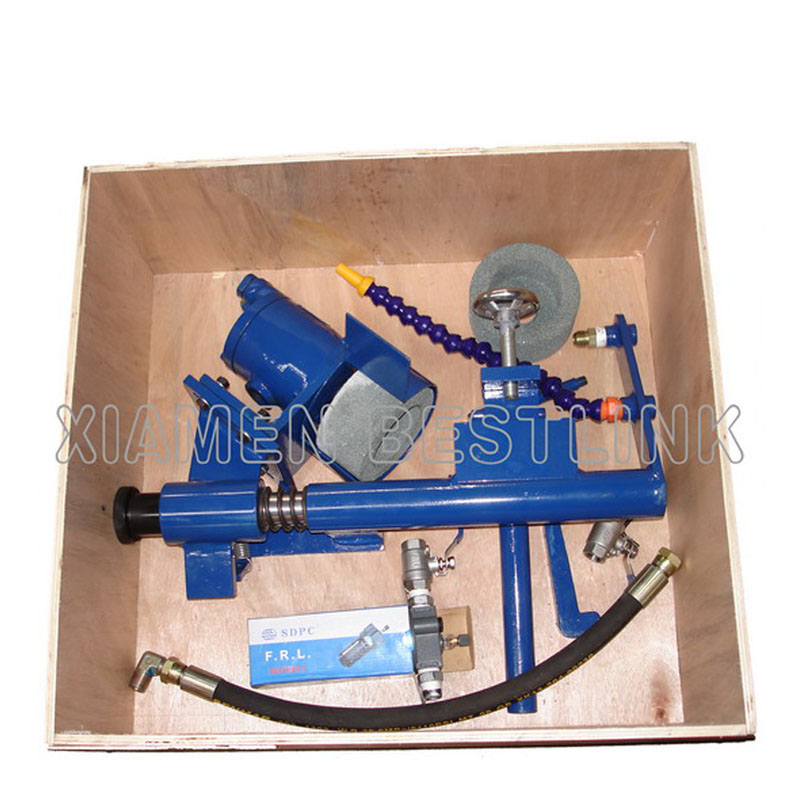 Chisel Bit Integral Drill Rod Pneumatic Grinder grinding machine