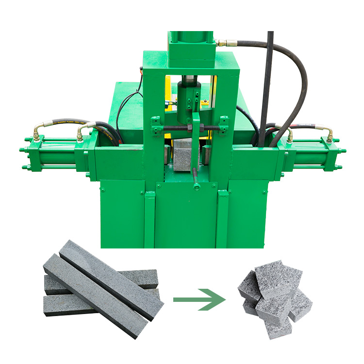 C-20C Saw-cut Face Cubic Stone Splitting Machine