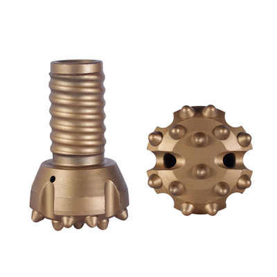 Vertical Horizontal and Inclined Borehole Drilling Double Casing Bits