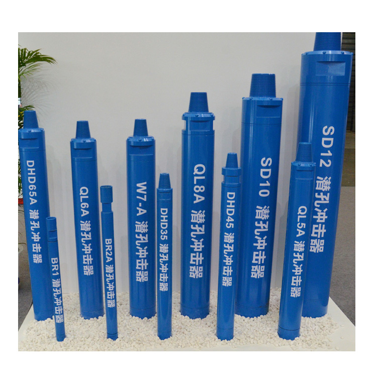 DTH Hammer for Mining Stone Quarrying and Well Drilling