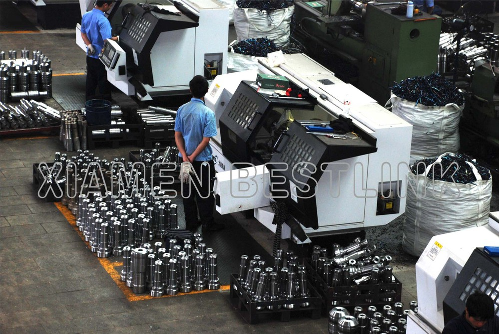 drilling tools DTH button bit Production Site