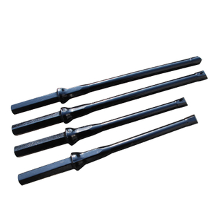 170mm Working Integral Plug Hole Drill Rod