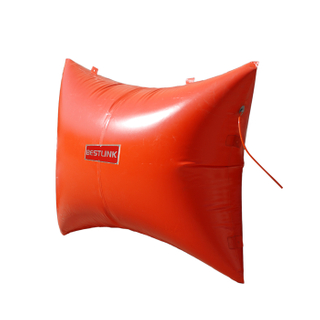Reusable Stone Pushing Tool Air Cushion Bag for Wire Saw Cutting Quarry Blocks
